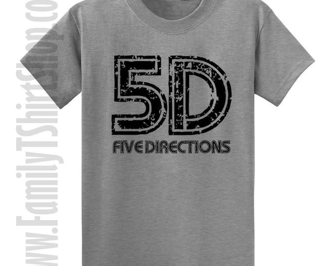 5D FIve Directions