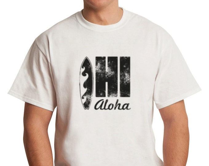 Hi Aloha Surfboard T-Shirts for the whole family