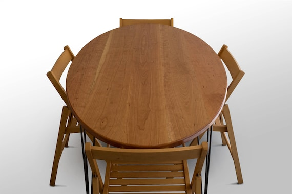 The Percy Kitchen Table: Cherry