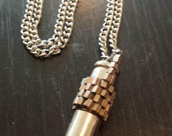 "BTS ""Bulletproof"" Inspired Necklace"