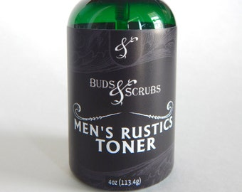 Men's Rustics Unscented Toner