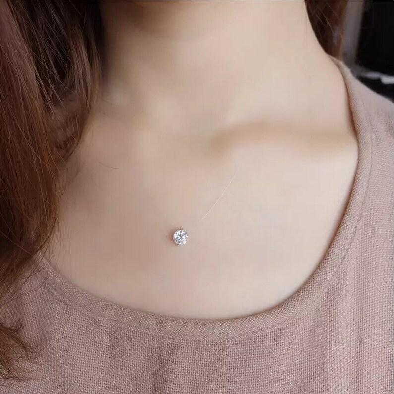 collier ras de cou piercing