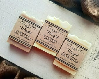 Beer Soap Baby Shower Favors, Beer Baby Shower Favors, Gender Neutral Baby Is Brewing, rustic baby shower, coed baby shower, couples shower