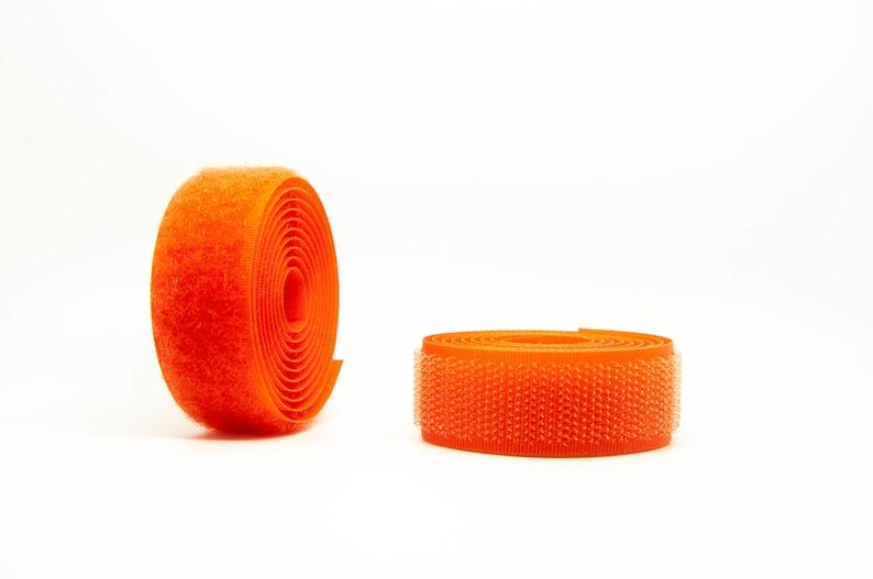 QUALITY 20mm SEW ON BLACK VELCRO® Brand Hook /& Loop Per Metre