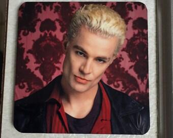 Buffy Spike Inspired Magnet