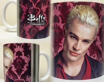 Buffy the Vampire Slayer Inspired Spike Mug