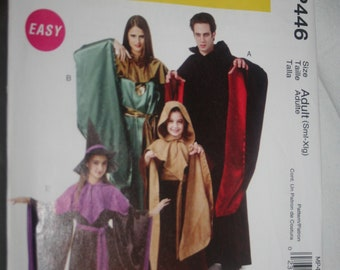 McCall/'s Costumes Easy Halloween Pattern Children/'s Ghost Devil Ghoul P415 UNCUT
