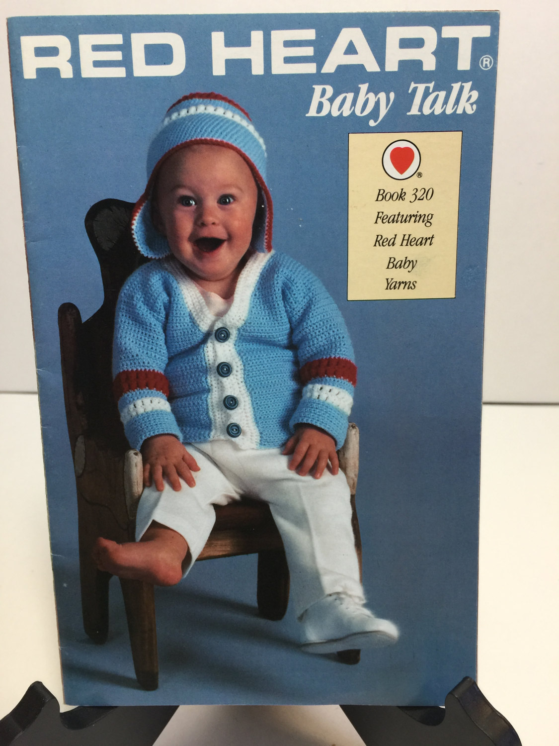 Baby Knitting And Crochet Pattern Instructions Book No 320 Etsy