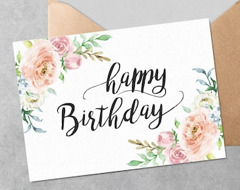 Pdf Birthday Cards Togo Wpart Co