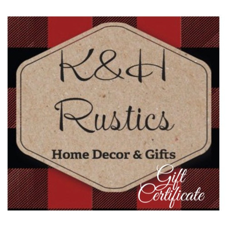 Local Gift Certificate image 0