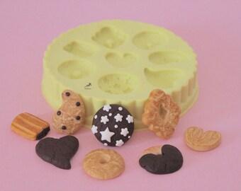 Petit Miniature Molds