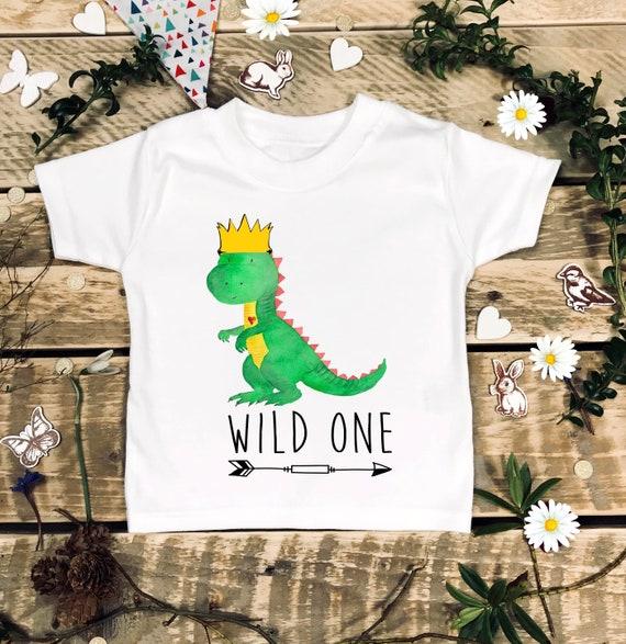 Dinosaur Birthday Shirt 1st T Raglan