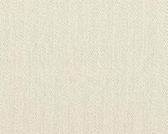 cotton Coutil Corset Fabric  Heavyweight Natural/Beige Herringbone  100% Corsetry Fabric-By-The-Yard
