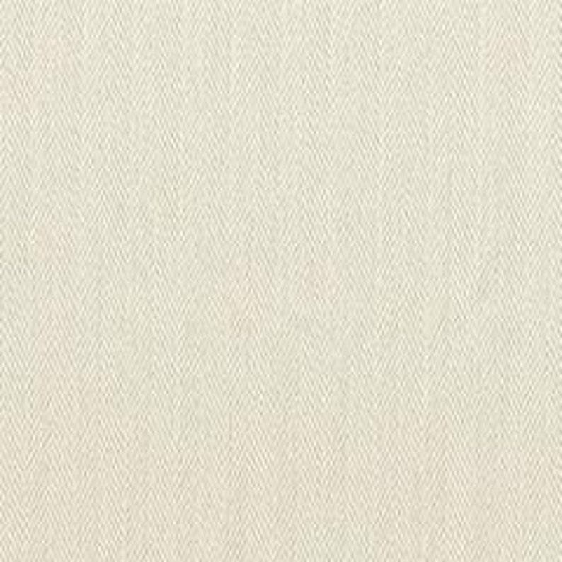 Heavyweight Natural/Beige Herringbone 100% cotton Coutil image 0
