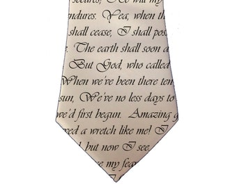Custom Printed Tie_Customize this tie with words or photos that mean the most to you.