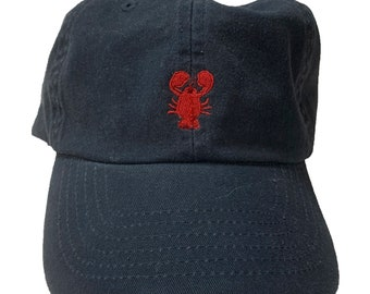 c71939a55b8 Lobster  Baseball Hat