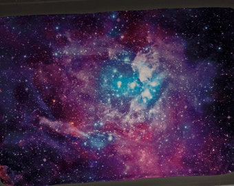 Galaxy Fleece Throw Blanket_For an out of this world blanket