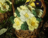 Primrose Flower Basket - ...