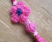Keyring - Handmade Croche...