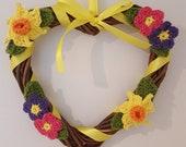 Easter Wreath - Springtim...