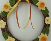 Easter / Spring Wreath - ...