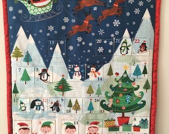 Advent calendar - Christmas wonderland
