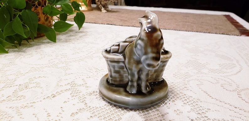 Vintage Wade Porcelain Donkey