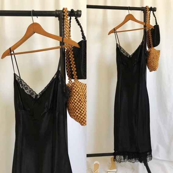 VINTAGE• 1990s Betsey Johnson Slip Dress
