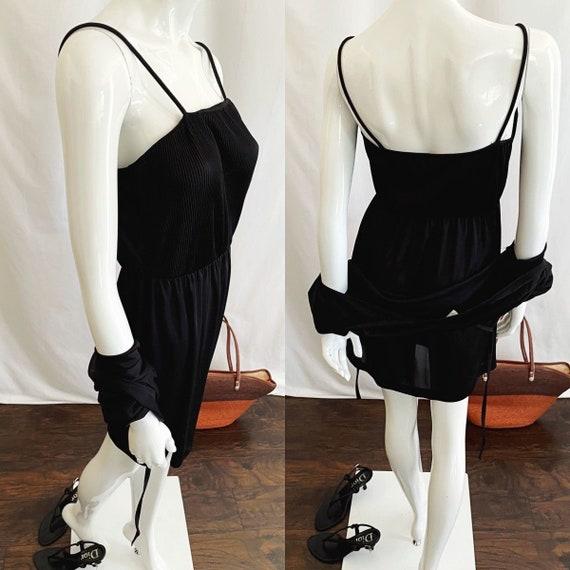 Vintage 70s Mini Dress - image 4