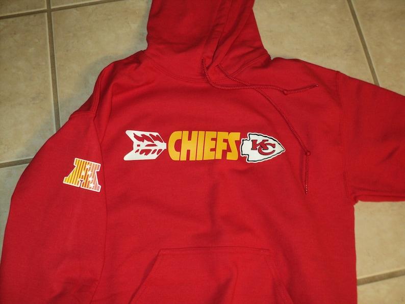 online store 9878d dbf3b kansas city chiefs hoodie