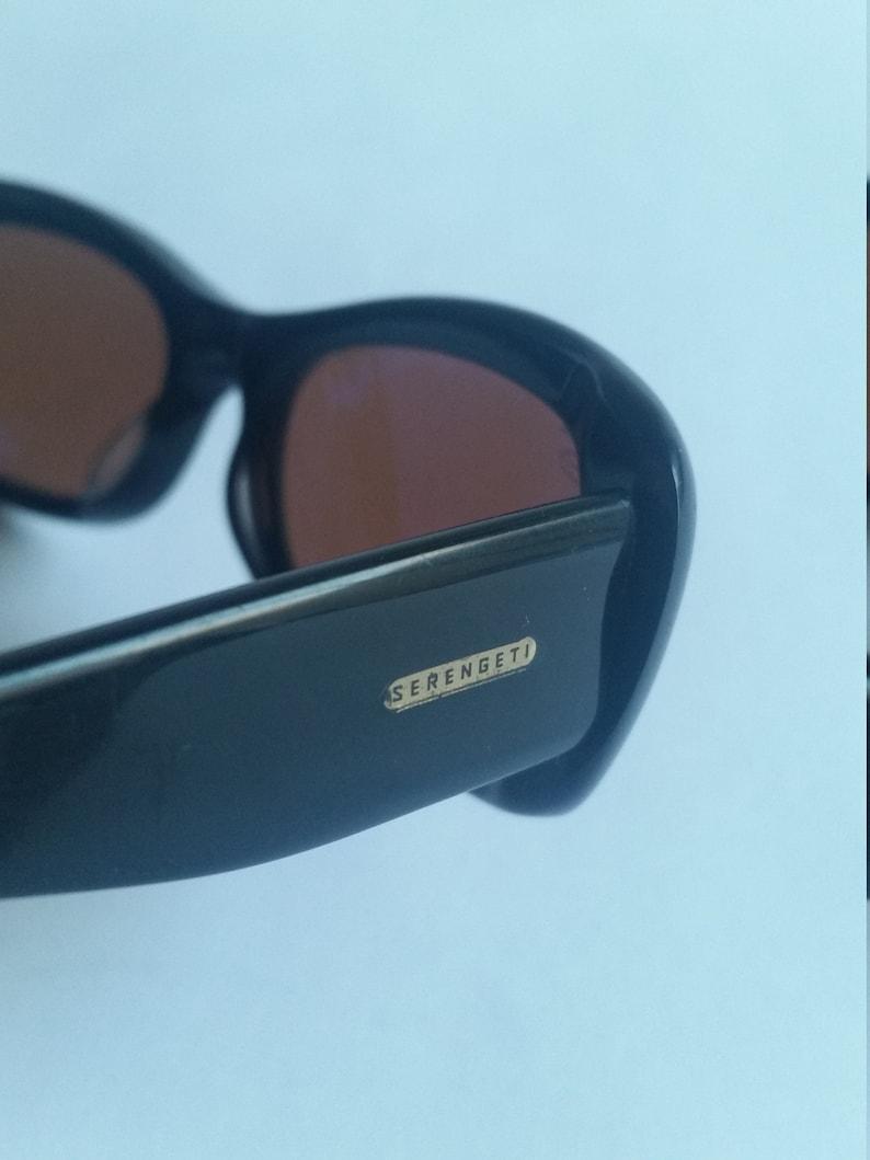 Vintage Serengeti Sunglasses Blackused Vintage Vintage Serengeti Serengeti Sunglasses Blackused yY6bvfg7