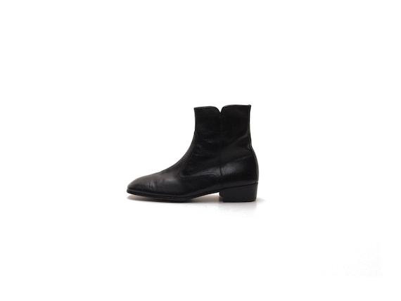 60s chelsea boots mens beatle boots SEARS vintage… - image 3