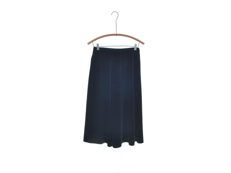 culottes black velvet pants gaucho pants wide leg pants wide leg culottes cropped black pants minimalist pants vintage clothing womens s