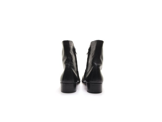 60s chelsea boots mens beatle boots SEARS vintage… - image 5