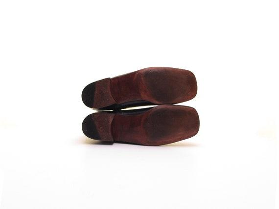 60s chelsea boots mens beatle boots SEARS vintage… - image 9
