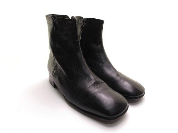 60s chelsea boots mens beatle boots SEARS vintage… - image 2