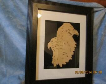 Double Eagle Portrait