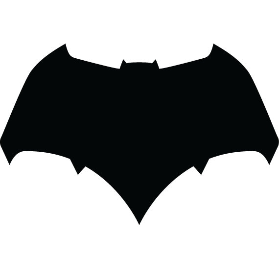 Items Similar To 2016 Batman Symbol Vinyl Decal On Etsy