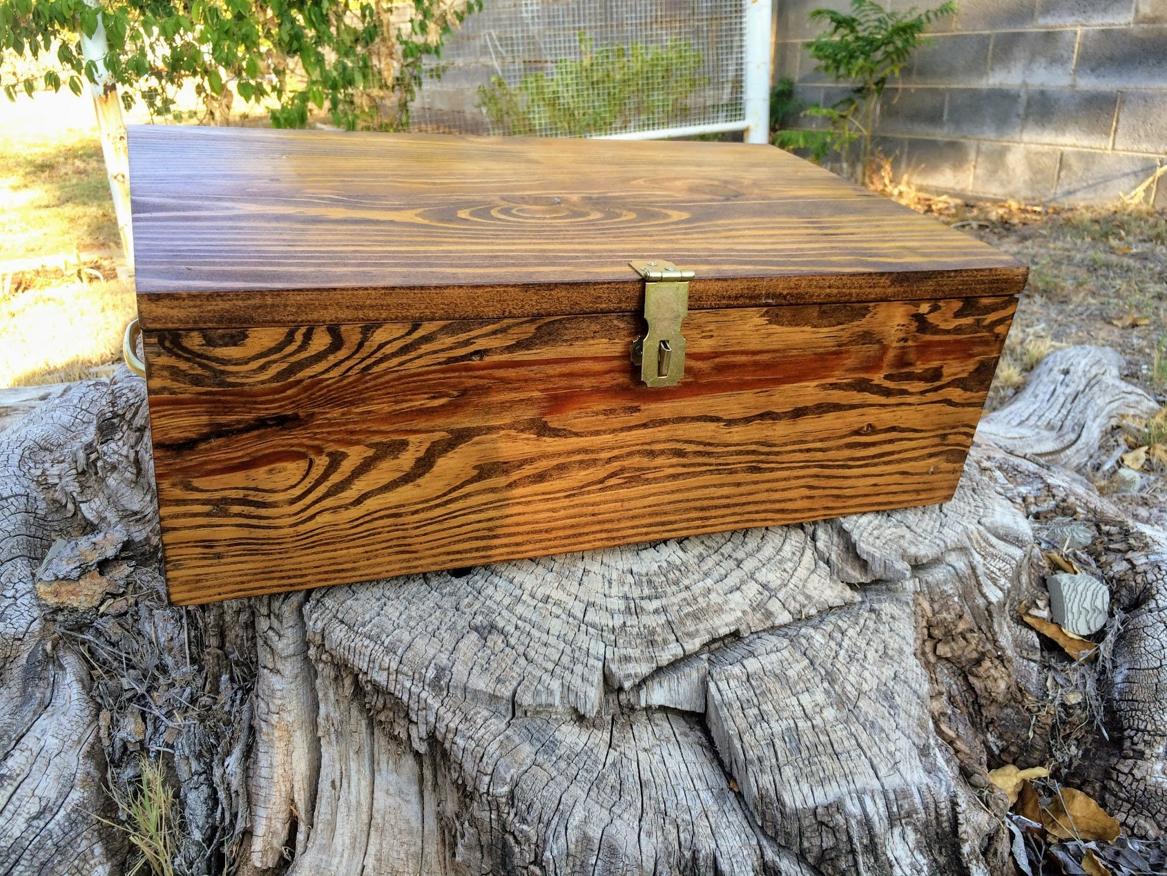 wooden ammo box - diy plans