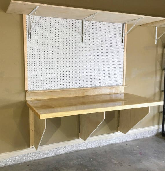 Prime Diy Folding Workbench Plans Easy To Follow Plans To Build A Sturdy Space Saving Workbench For Your Garage Craft Room Or Shop Caraccident5 Cool Chair Designs And Ideas Caraccident5Info