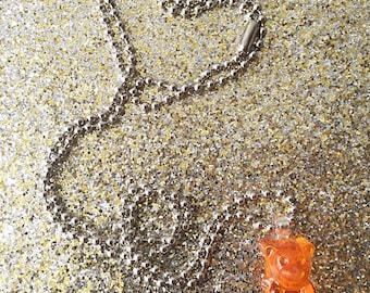 Gummy Bear Necklace Gummy Bear Jewelry! Choose Your Color!