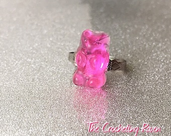 Gummy Bear Ring -small