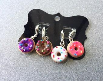 Donut Stitch Markers
