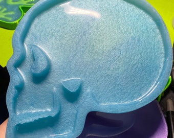 Skull Silicone Mold MADE TO ORDER
