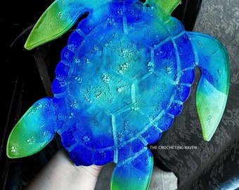 Sea Turtle Wall Decor Petri Art