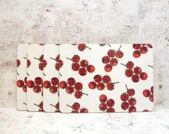 Tomato Placemats - Made in the UK - Kitchen Product