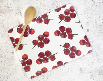 Tomato Centre Tablemat/Placemat for Pots & pans - Made in the UK - Kitchen Product