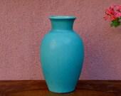 Minimalist vase Scheurich Germany 1960