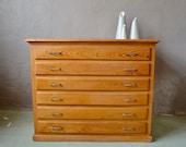 Old furniture counter, vintage storage