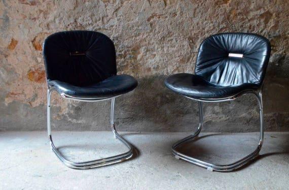 Chaise Sabrina Gastone Rinaldi Edition Rima 1970 Design